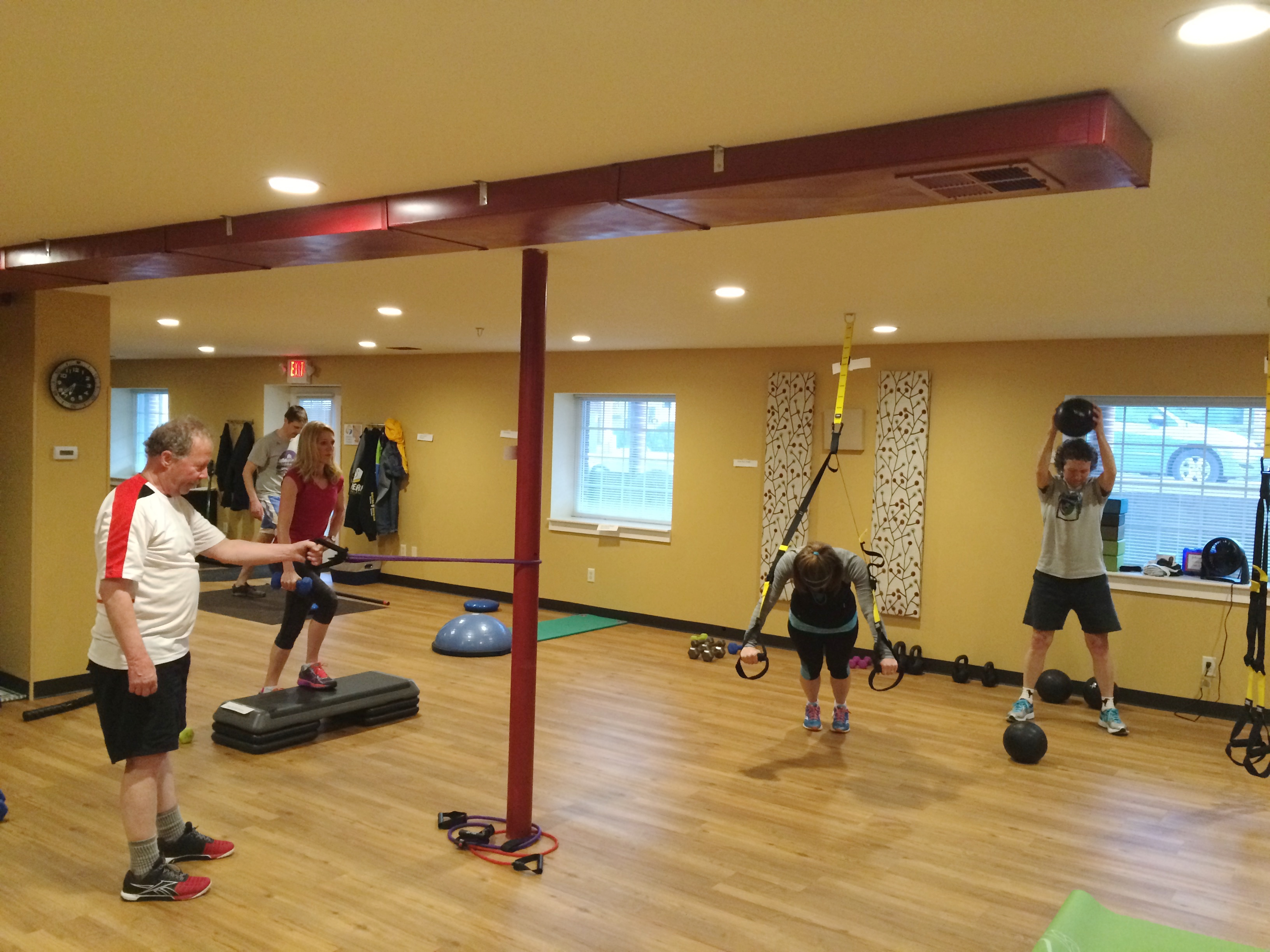 Verona Fitness Studio Small Group Training